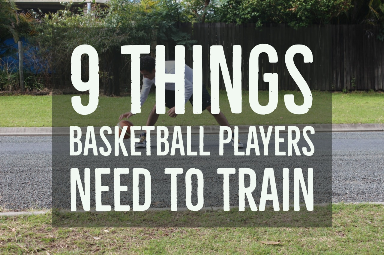 How Should Basketball Players Train