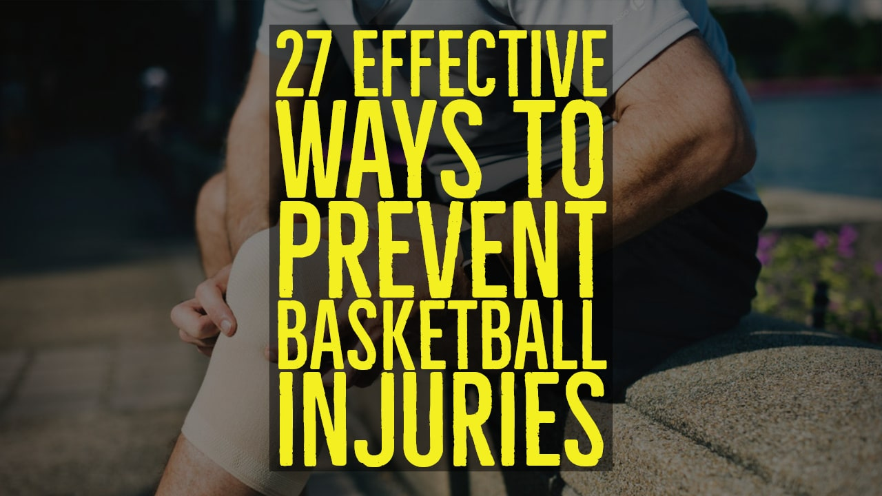 How to prevent basketball injuries