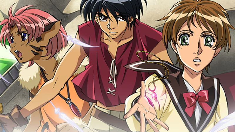 The Vision of Escaflowne Best Anime Shows 1996